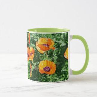 Mug, Flowers (Poppies) Mug
