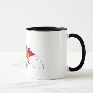 Mug for coffee or milk United States Collection