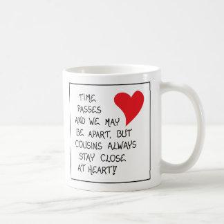 Mug for Cousins, special family