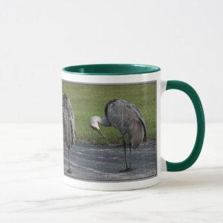 Mug for Sand Hill Crane Lovers