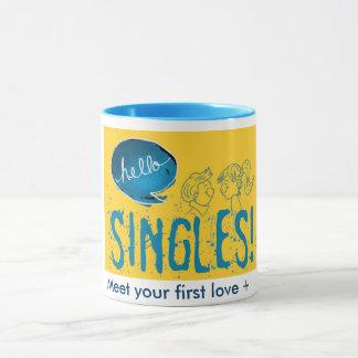 Mug for singles