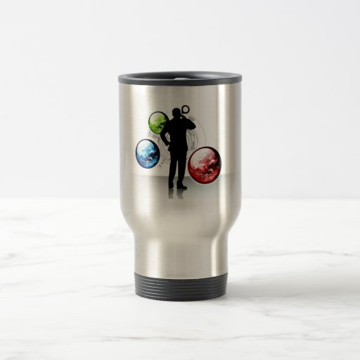 Mug For Stainless Steel Trip