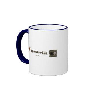 "mug for ""The Golden Coin"""