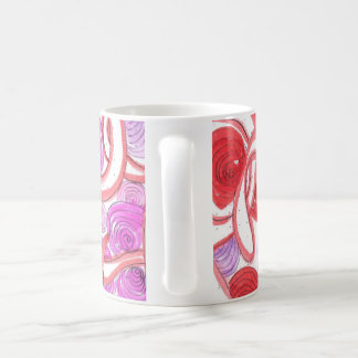Mug for the Red and Pink Lover