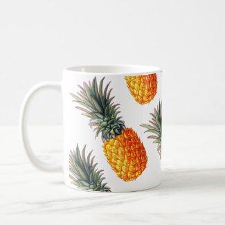 Mug - Fruity Pineapple Design