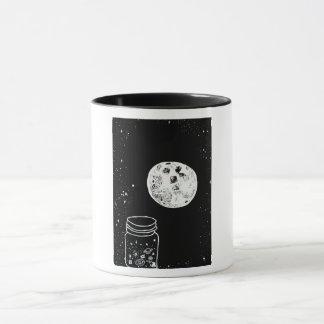 Mug full of space