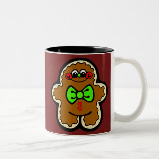 Mug - Gingerbread Man