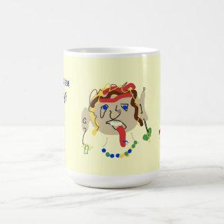 "Mug -- ""Go ask your Dad"" with  ""Crazy"""