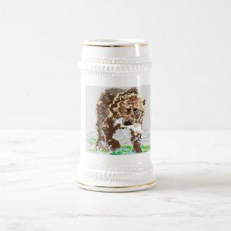 Mug/ Grizzly Bear Beer Stein