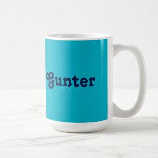Mug Gunter