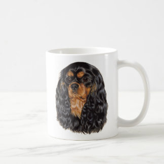 Mug :Happiness is a Cavalier King Charles...