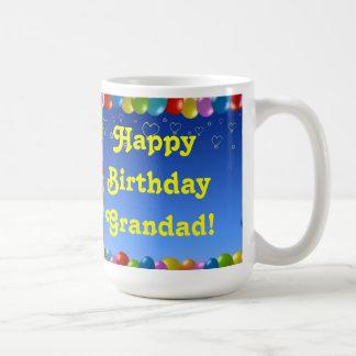 Mug Happy Birthday Grandad