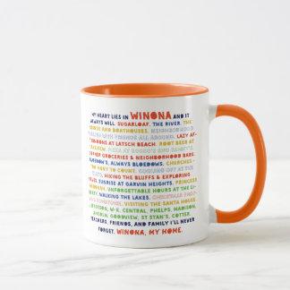 Mug Heart Lies in Winona Expanded Version