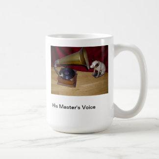 Mug - His Master's Voice