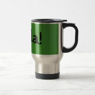 Mug - ¡Hola! - Verde