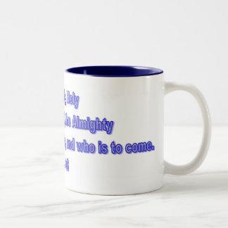 Mug: Holy holy holy