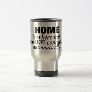 Mug | Home is where...