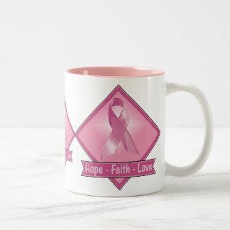 Mug - Hope Faith Love