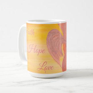 "Mug - ""Hopeful""  by All Joy Art"