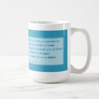 Mug: Human Conscience
