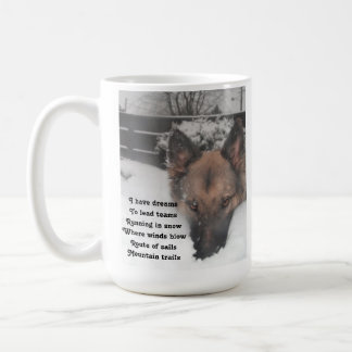 Mug I Have Dreams Poem By Ladee Basset