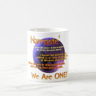 Mug- Inspirational One Liners -Namaste