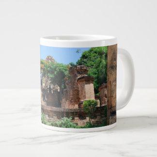 Mug Jumbo Po Nagar - Site de Po Nagar, Nha Trang 20 Oz Large Ceramic Coffee Mug