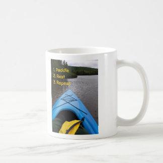 MUG, Kayaking