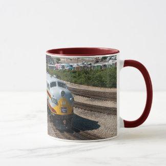 Mug - Lackawanna F3 Diesels