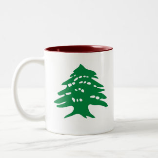 mug - Lebanese Cedar