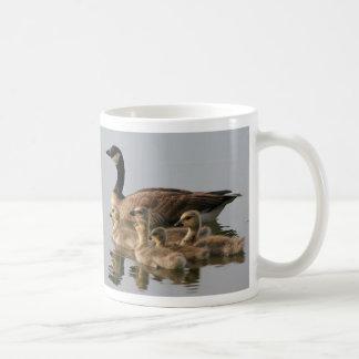 Mug / Lesser Canada Goose Brood