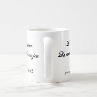 Mug Licence be desires, lesson 2