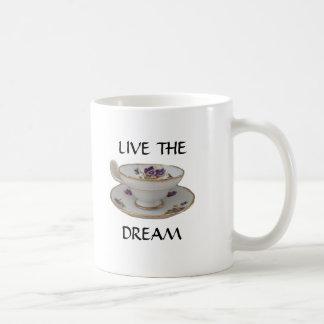 Mug lives the dream as a teacup