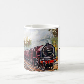 Mug - LMS Glasgow to Manchester Express