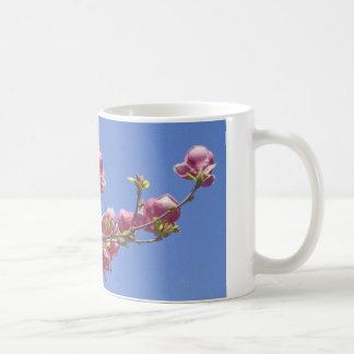 Mug, Magnolias, Branch of Blossoms Coffee Mug