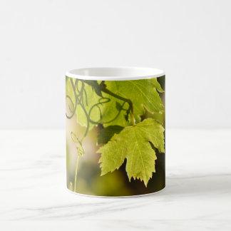 Mug: Mediterranean Grape Vine Basic White Mug