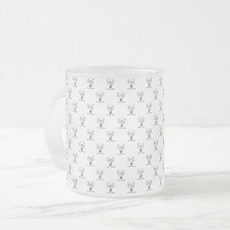 Mug Mesh Arch Search - 296ml Fosco Glass