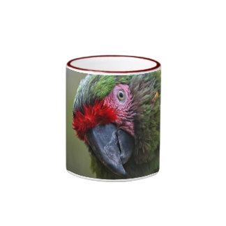 Mug: Military Macaw (Ringer)