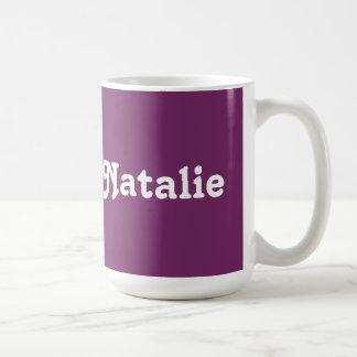 Mug Natalie