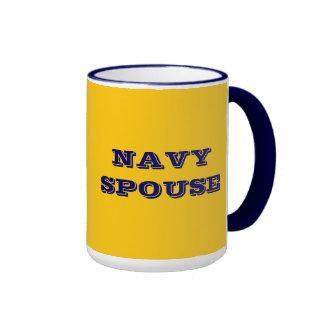 Mug Navy Spouse