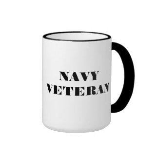 Mug Navy Veteran