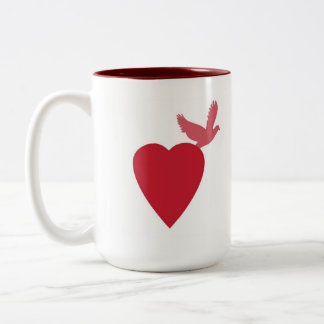 Mug~ New Beginnings Two-Tone Mug