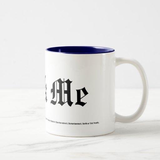Mug of +5 Thirst Quenching