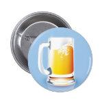 Mug of Beer Buttons