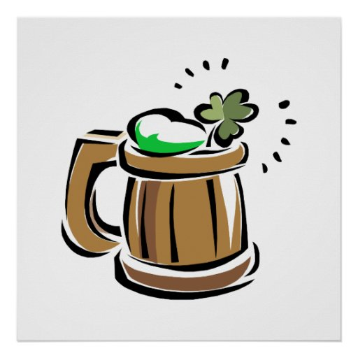 Mug of Beer Poster
