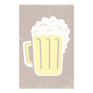 Mug Of Beer Stationery