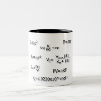 Mug of equations