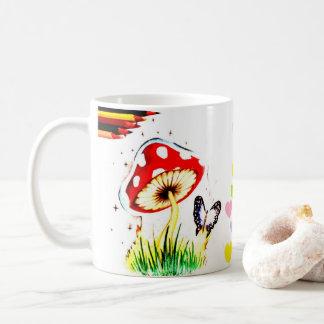 Mug of mushroom