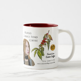 Mug Olivia's College Fund Coffee
