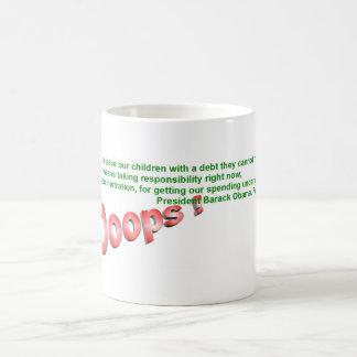 Mug - Oops Obama #3